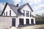Einfamilienhäuser in Niedrigenergiebauweise