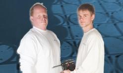 Team Daniel und Michael