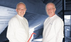 Team Klaus und Joachim
