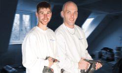 Team Tobias und Fabian
