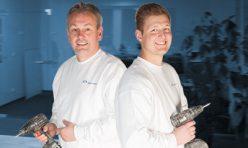 Team Uwe und Philipp
