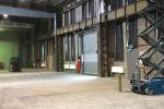 Lokhalle Göttingen – Ausbau Westschiff
