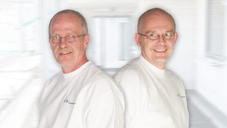 Trockenbau team Joachim und Klaus